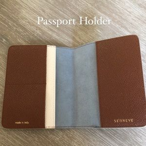 Senreve Passport Holder